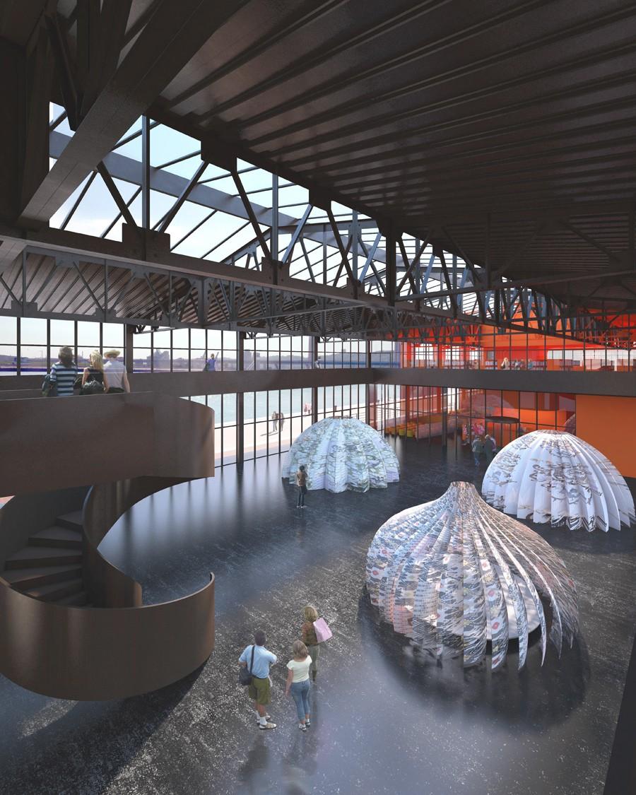 Rouen Hangar 9