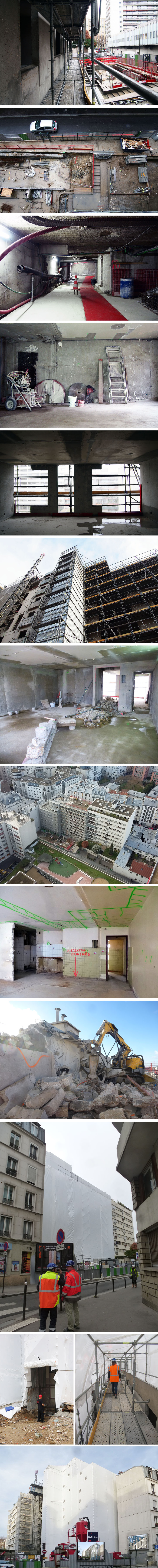 PERIPHERIQUES ARCHITECTES RESIDENCE SOCIALE
